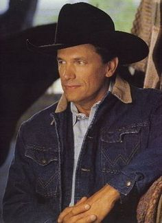 George Strait-The classiest man alive.