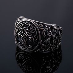 Mammen Collection Rings // Yggdrasil (5)
