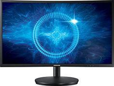 "Samsung C27FG70 27"" 144Hz 1ms MPRT Gaming Monitor – Matt Black"
