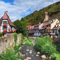 Kayserberg, Alsace, France