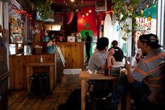 Affordable taco's @ Pinche Taqueria | 227 Mott St