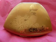 Vintage Elgin American Compact with by RagstersVintage on Etsy
