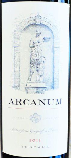 Tenuta di Arceno Arcanum 2011 | Reviewed by @TheFermtdFruit Top Red Wines, Wine Reviews, Crowd, Blog, Wine Pairings, Blogging
