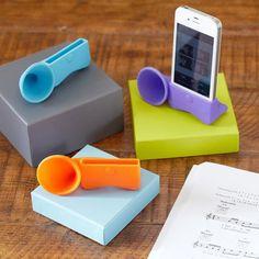 Silicone Horn Speaker