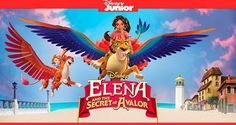Invitación de cumpleaños Elena de Avalor gratis para imprimir