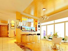 Arrange your home according to feng shui and get rid of stress and tension