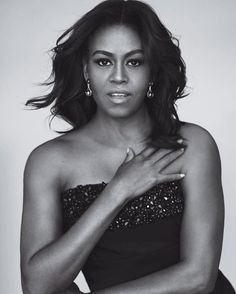 Michelle Obama will always be the most iconic First Lady that America has ever seen.