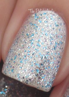 The PolishAholic: Sephora by OPI Disney Cinderella A Brush With Fate Collection Swatches- totally enchanted
