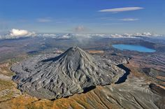 The 1996 eruption of Karymsky volcano was preceded by a magnitude-7.1 earthquake.
