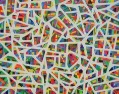 "Saatchi Art Artist Leon Lester; Painting, ""Artifacts of the New World"" #art"