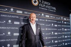Oliver Hirschbiegel on the Green Carpet at ZFF 2013