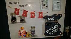 <mark>Sinterklaas</mark> wandbord gemaakt.