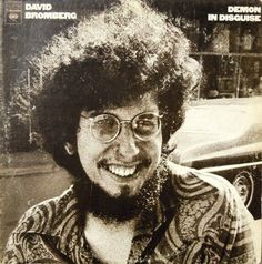 David Bromberg - Demon In Disguise USA 1972 Lp near mint