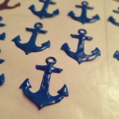 Royal Icing Anchors