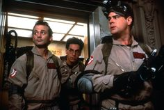 """Ghostbusters;  """"Ray, when someone asks you if you're a god, you say """"YES""""!    """"Human sacrifice, dogs and cats living together... mass hysteria!""""   """"That's gotta be some cockroach"""".   """" Someone blows their nose and you want to keep it?""""   """"Are you the Keymaster?""""    """"WE GOT ONE!""""  """"Nice shootin' Tex"""";  """"We came, we saw, we kicked its ass!""""  """"Listen... do you smell something?"""""""