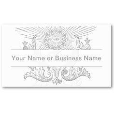 Radiant Eye Business Card