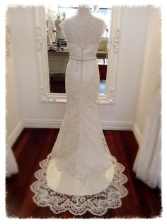 Peter Trends Dominica With Lace Borello From Bridal By Aubrey Rose
