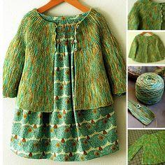 We Like Knitting: Lichen Sweater - Free Pattern