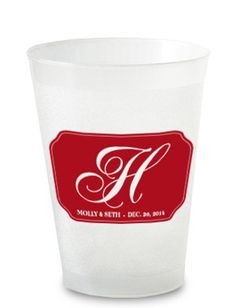 Custom Wedding Supplies has the Wedding Products you're looking for! Wedding Cups, Wedding Supplies, Frost, Wedding Mugs