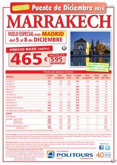 MARRAKECH - Puente de Diciembre - salida 5 de Diciembre desde Madrid (4d/3n) precio final 595€ ultimo minuto - http://zocotours.com/marrakech-puente-de-diciembre-salida-5-de-diciembre-desde-madrid-4d3n-precio-final-595e-ultimo-minuto-4/