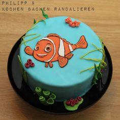 Findet Nemo Kuchen / Finding Nemo Cake