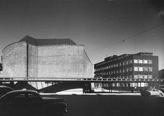 01_HELNSINKI_Places_Alvar Aalto Kulttuuritalo House of Culture Helsinki 1952–1958
