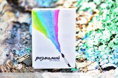 Paint the world around - Lesia Zgharda