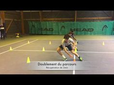 sveto's tennis footwork drills ( part III) - YouTube