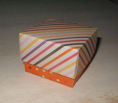 Floreo Creates: Doosje maken van papier