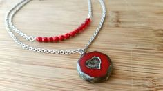 Our Favorite Red Items by Megan Brock on Etsy