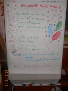 Bine ati venit pe blogul clasei pregatitoare B, STEP BY STEP: Mesajul zilei Class Decoration, Blog Page, Homeschool, Bullet Journal, Diana, School Stuff, Teaching Ideas, Salt, Books