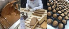 Fujairah Rehabilitation Center for the #Disabled opened a chocolate-making workshop, #chocolate is made with ingredients imported from Belgium and France and contains no preservatives.