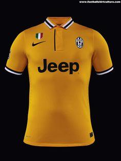 Juventus 13/14 Adidas Away Football Shirt