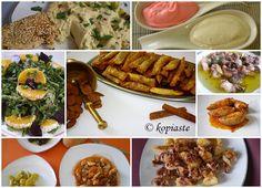 Καλημέρα.  Εάν ψάχνετε για έμπνευση για το τι θα μαγειρέψετε την Καθαρά Δευτέρα αλλά και για όλη τη Σαρακοστή, εδώ θα βρείτε πάρα πολλές νηστίσιμες συνταγές.  http://www.kopiaste.info/?p=746    Good morning.  If you are looking for inspiration for what to cook on Clean Monday (18/3) or throughout Lent, here are some of my Lenten Recipes.    http://kopiaste.org/2008/03/kathara-deftera-or-clean-monday-and-lenten-recipes/