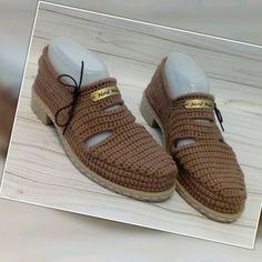 1fcd3af07c01 Купить Туфли вязаные для улицы. Вязаная обувь. Цвет бежевый в интернет  магазине на Ярмарке Мастеров