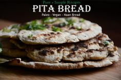 You won't believe how Pure + Simple this Pita recipe is! Onlya few essentialingredients!! This pita-tortilla bread is ridiculously simple to make. The only way you can go wrong is to use a gritty...