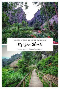 VIETNAM |Nguyen Shack: notre petit coin de paradis ~ ENTRE 2 ESCALES