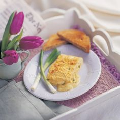 This delicate omelet, filled with Cabot Sharp Lite Cheddar, is cooked low and slow for optimal tenderness. Brunch Recipes, New Recipes, Cabot Cheese, Recipe For 2, Sour Cream Coffee Cake, Cheese Nutrition, Tasty, Yummy Food, The Breakfast Club