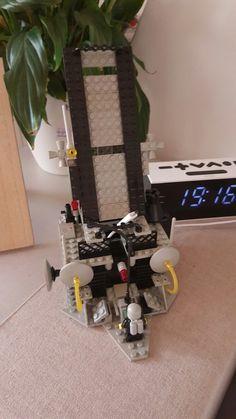 Lego telefoon houder/lader samsung s6 edge