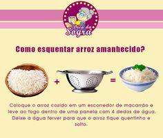 Dicas de cozinha da Sogra | DICAS DA CASA | SUA CASA AINDA MAIS LINDA | RECEITAS, DIY, DECORAÇÃO CRIATIVA E ENXOVAL