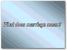 10 Arti Pernikahan yang Aneh