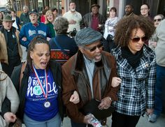 """Rachel Dolezal's Unintended Gift to America:  Rachel A. Dolezal evidently believes that she should have the same choice as the light-skinned mother in Baldwin's novel. Enmeshed in black politics, black communities and black experiences — she is raising two black sons — why should she see herself any other way?  As a historian who has spent the last 12 years studying """"passing,"""" I am disheartened that there is so little sympathy for Ms. Dolezal or understanding of her life circumstances."""