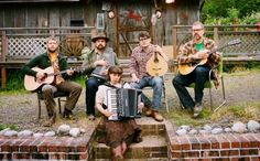 The Decemberists. Acting as Alicia's favorite band since 2005.