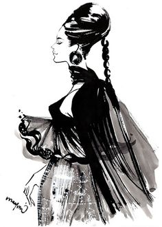 jean paul gaultier'13ss haute couture