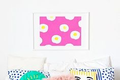 Gift Guide: Cozy Up At Home (+ Our Colorful Master Bedroom!)