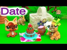 Worst Picnic Date ? - LPS Mommies Series Littlest Pet Shop - Part 69 Cookieswirlc Video - YouTube