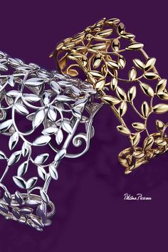 True love grows with designs from the Paloma Picasso® Olive Leaf collection.