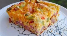 Rychlá zapékaná omeleta | NejRecept.cz