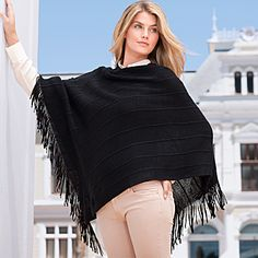 Warm Poncho - Body Care - Shop for Oriflame Sweden - Oriflame cosmetics –UK & Ireland - oriflame Warm Poncho 25115|orinet/limited edition