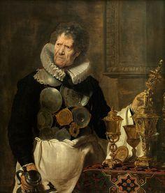 Cornelis de Vos  |Portret van Abraham Grapheus